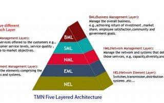 TMN reference model