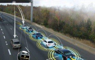 IoT achievements Connected vehicles