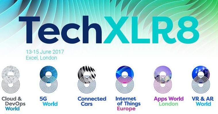 Live news from TechXLR8, London 2018