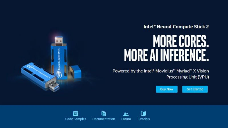 Intel Neural Computing Stick
