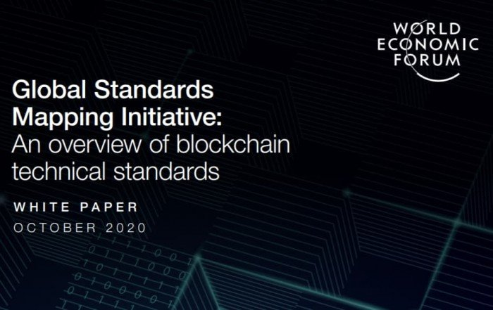 blockchain standards